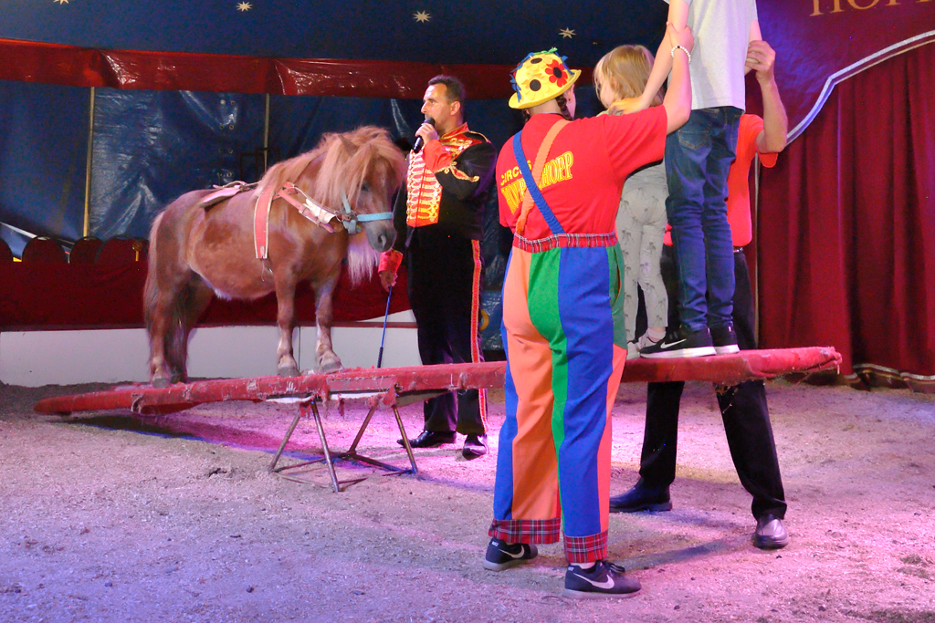 circus HOPPLAHOPP Berlin Karow