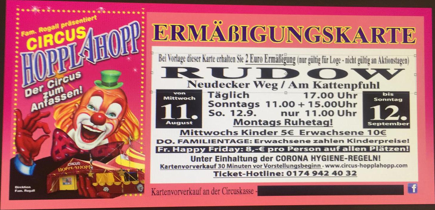 circus HOPPLAHOPP Berlin Rudow